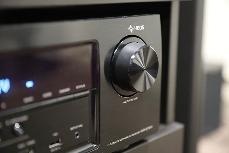 Denon AVR-S740H A/V receiver | The Master Switch