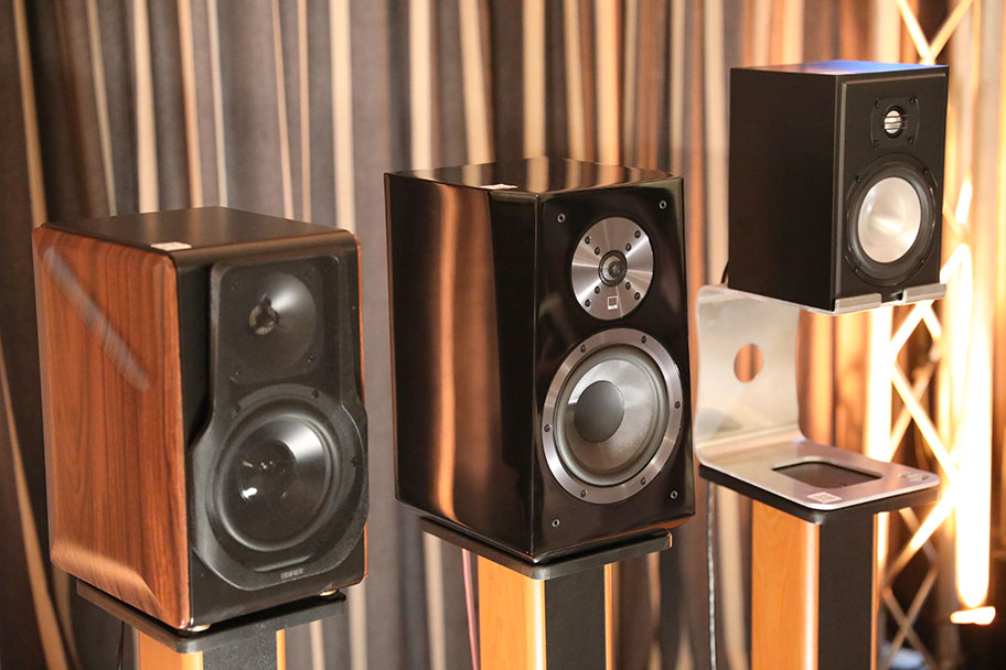 Bookshelf Speakers | The Master Switch