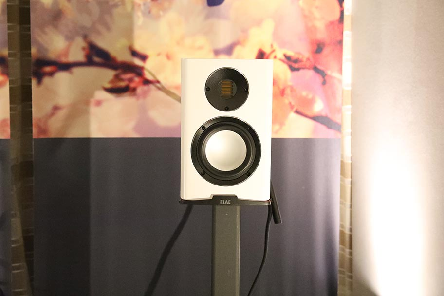 ELAC Carina Bookshelf Speakers | The Master Switch