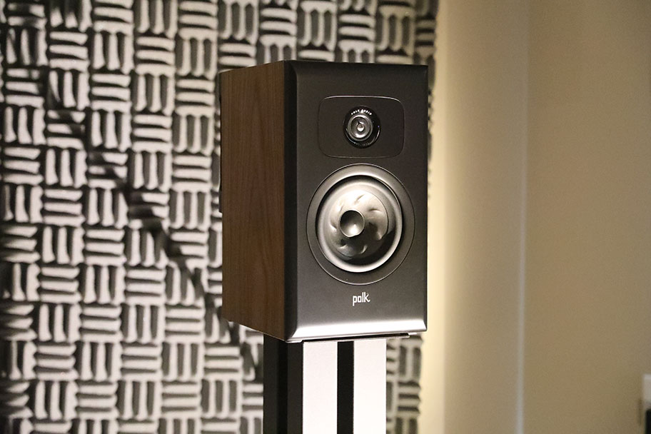 Polk Legend L200 Bookshelf Speakers | The Master Switch