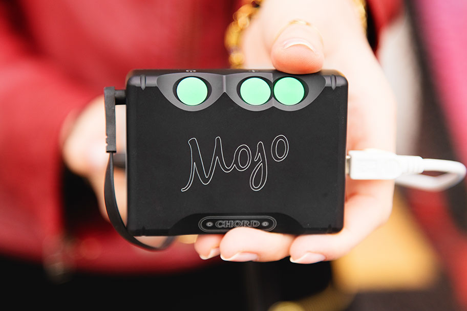 Chord Mojo DAC | The Master Switch