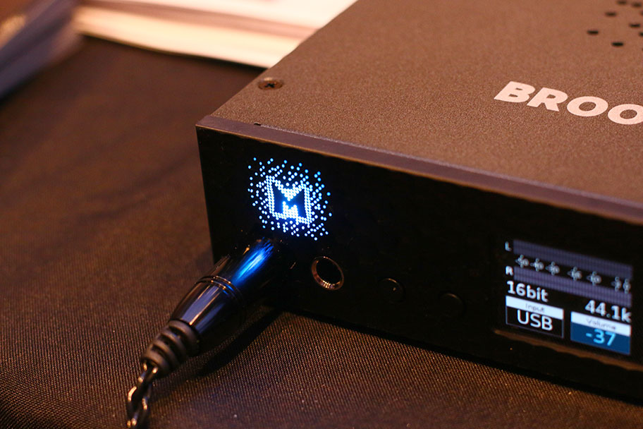 Mytek Brooklyn DAC+ | The Master Switch