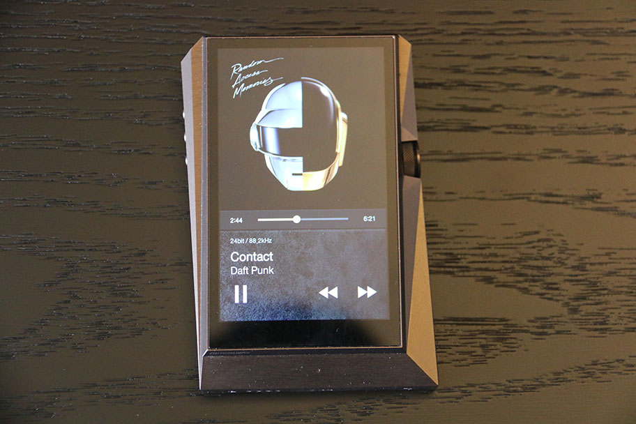 Astell&Kern AK380 DAP | The Master Switch