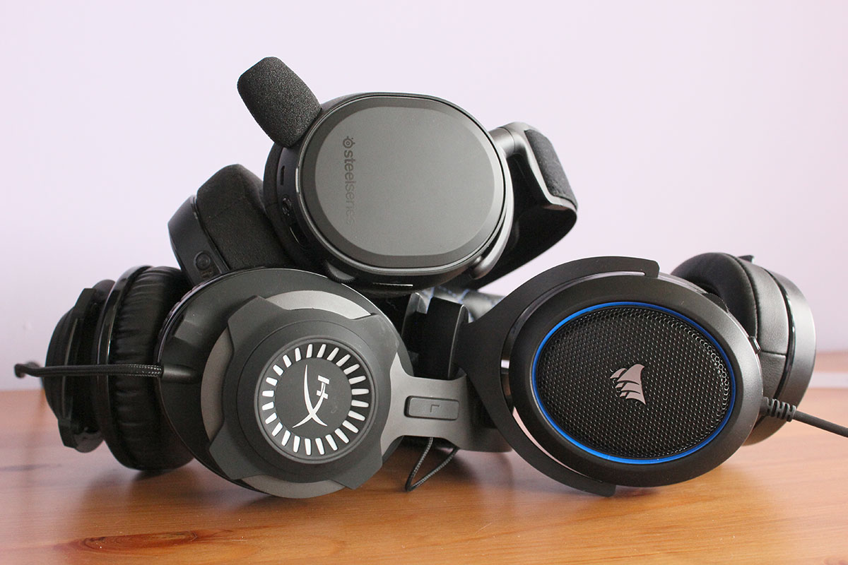 Gaming Headsets | The Master Switch