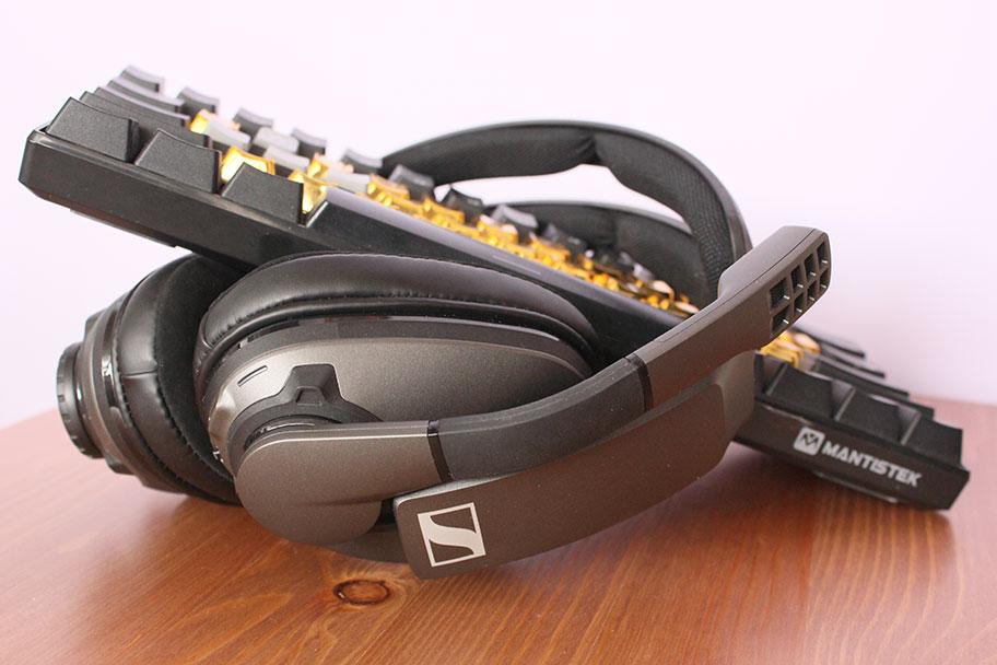 Sennheiser GSP 370 Gaming Headset | The Master Switch