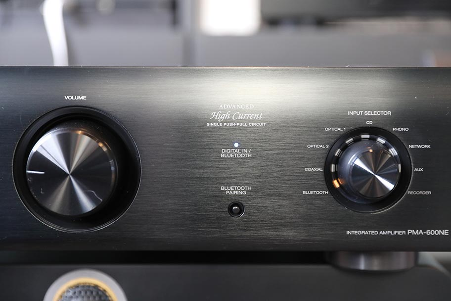 Denon PMA600NE Stereo Amp | The Master Switch
