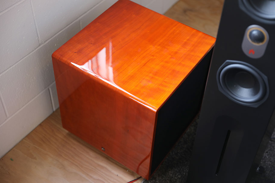 Aperion Audio Bravus Subwoofer | The Master Switch