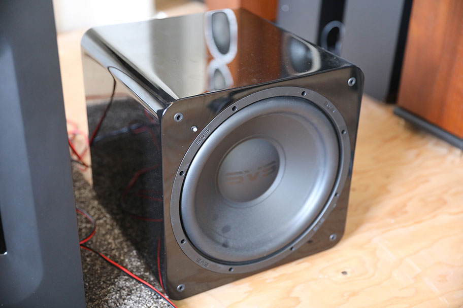 SVS Subwoofer | The Master Switch