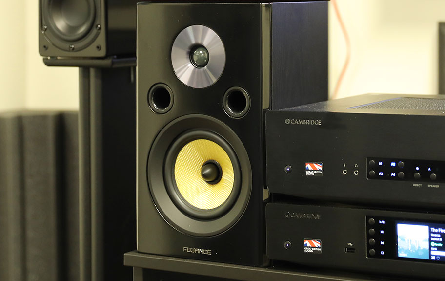 Fluance Signature Series speakers | The Master Switch