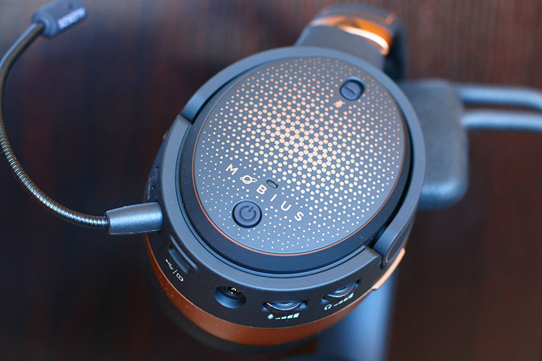 The Mobius headphones offer decent battery life | The Master Switch