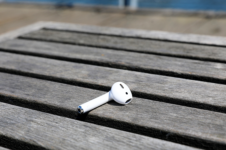 The AirPods have a solid battery life | The Master Switch