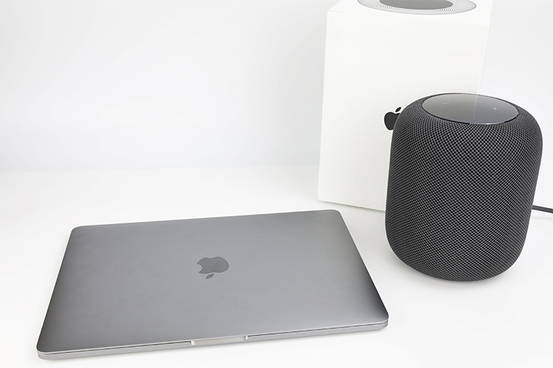 If only the HomePod came with the matching MacBook Pro | The Master Switch