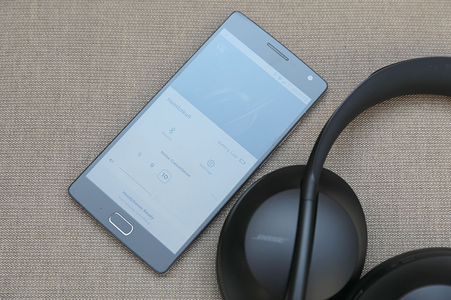 ​Bose Noise Cancelling 700 Headphones with Bose Music App | The Master Switch