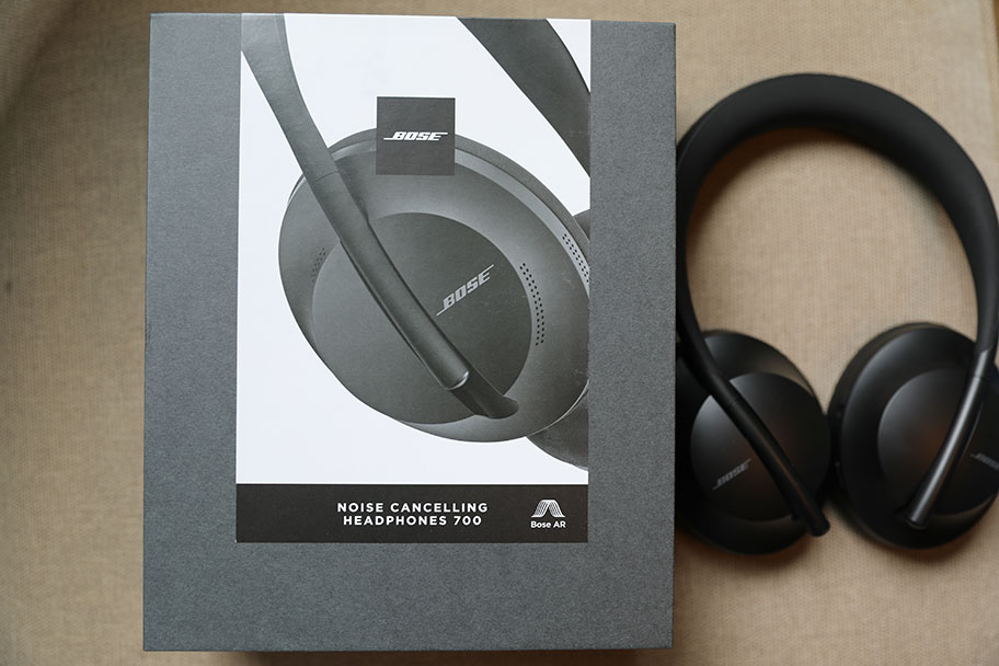 ​Bose Noise Cancelling 700 Headphones | The Master Switch