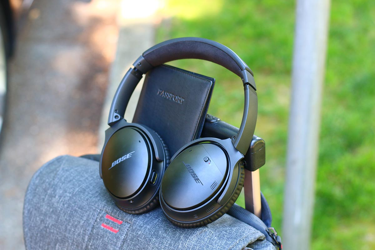 Bose Quietcomfort 35 II | The Master Switch