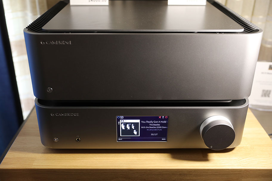 Cambridge Audio Amps | The Master Switch