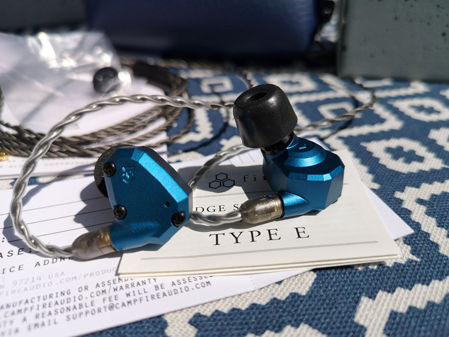 Campfire Audio Polaris 2 in-ear headphones | The Master Switch