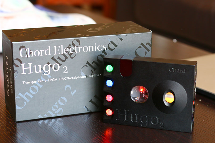 The Chord Hugo 2 is one of the best DACs we've ever heard | The Master Switch