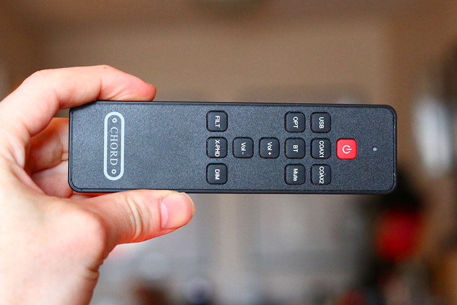 The remote is functional, but surprisingly boring | The Master Switch