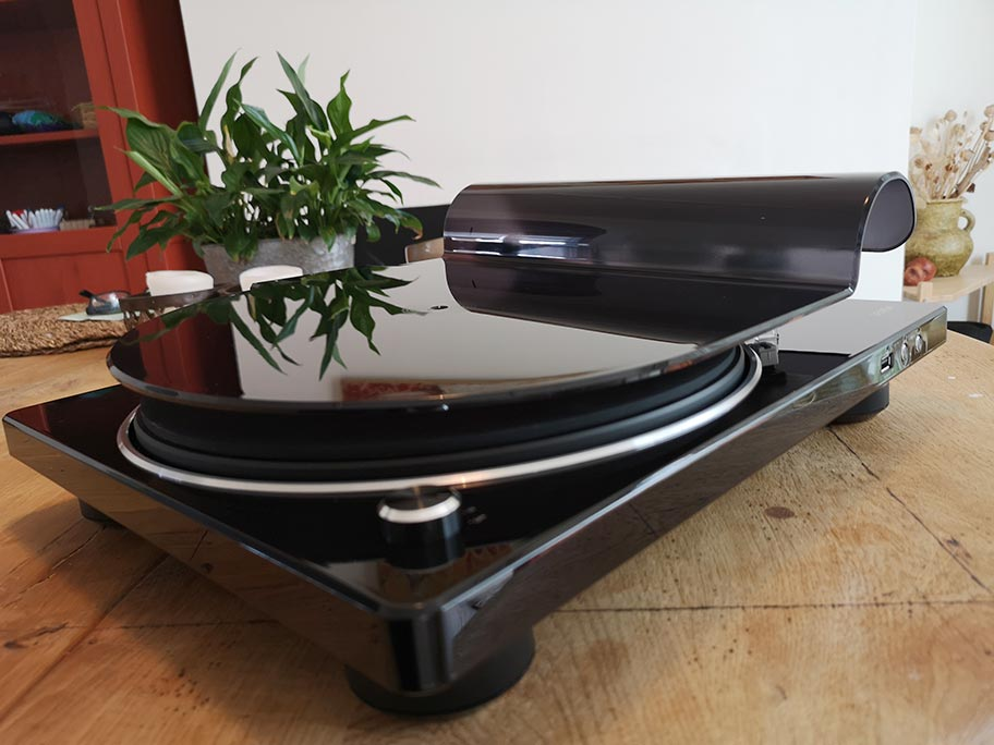 Denon DP-450USB turntable | The Master Switch
