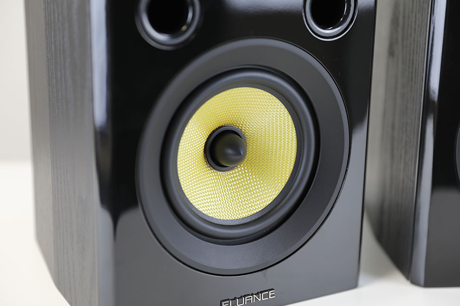"The 5"" woofers aren't amazing, sadly 