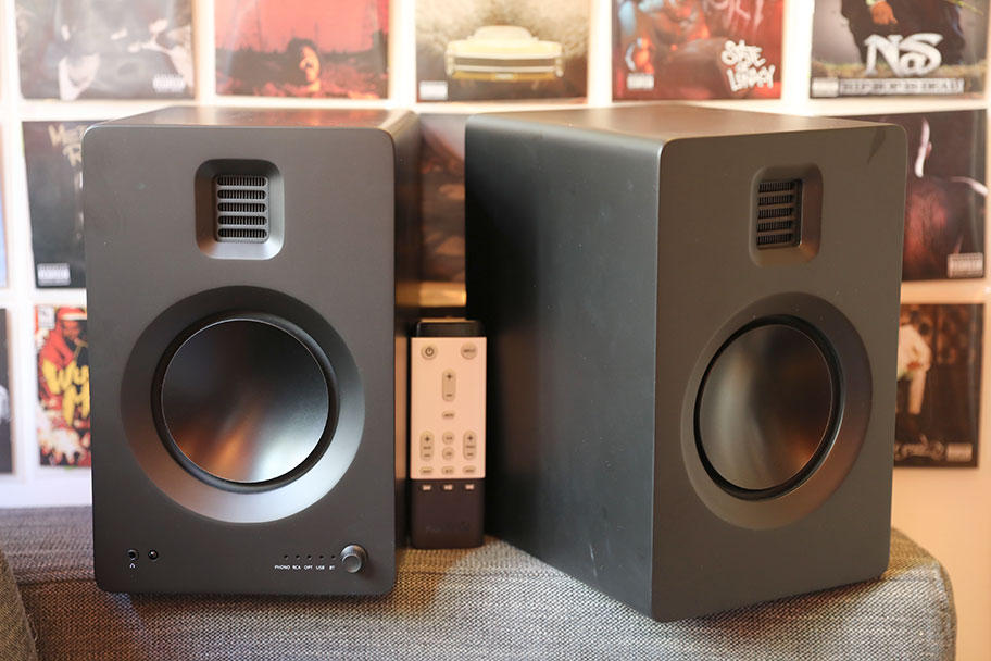 Kanto TUK wireless speakers | The Master Switch