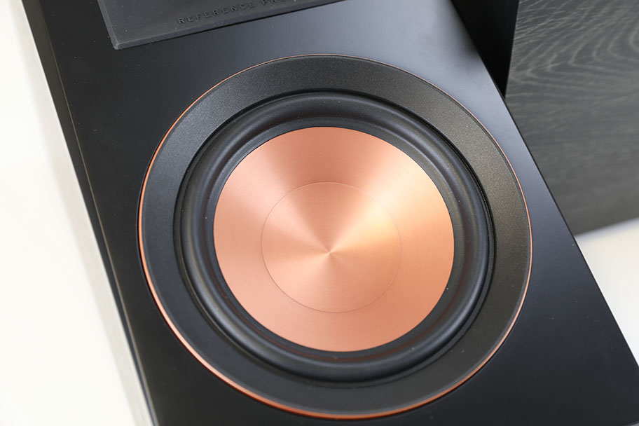Upward-or-downward-firing, the woofers work magic | The Master Switch