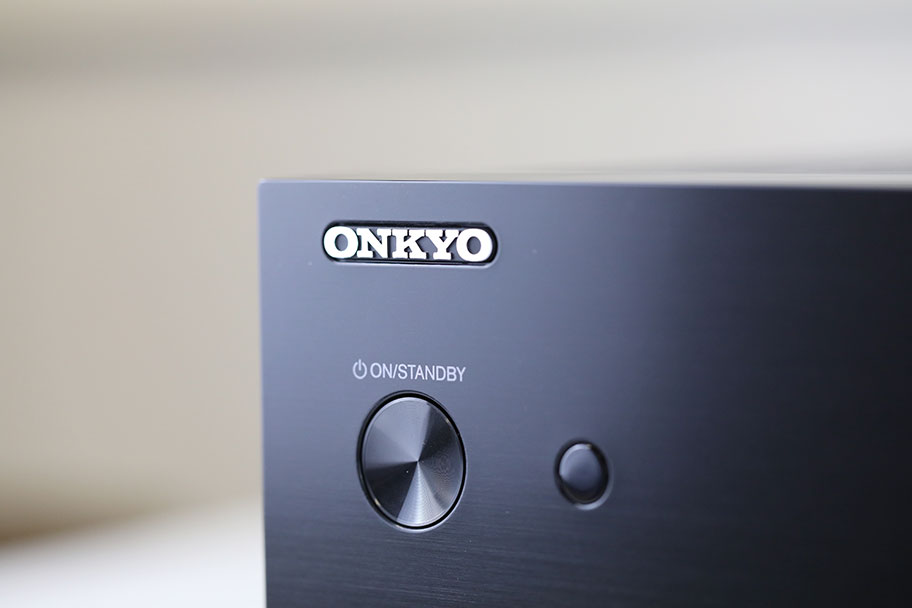 Onkyo A-9110 Stereo Amp | The Master Switch