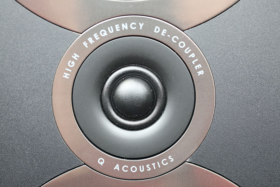 Q Acoustics 3050i Floorstanding Speaker | The Master Switch