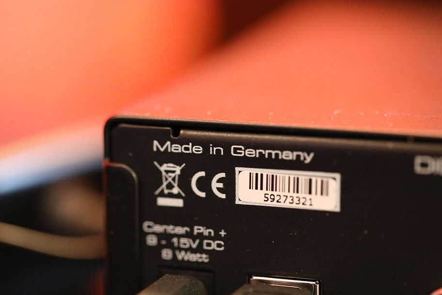 RME ADI-2 DAC Made in Germany | The Master Switch