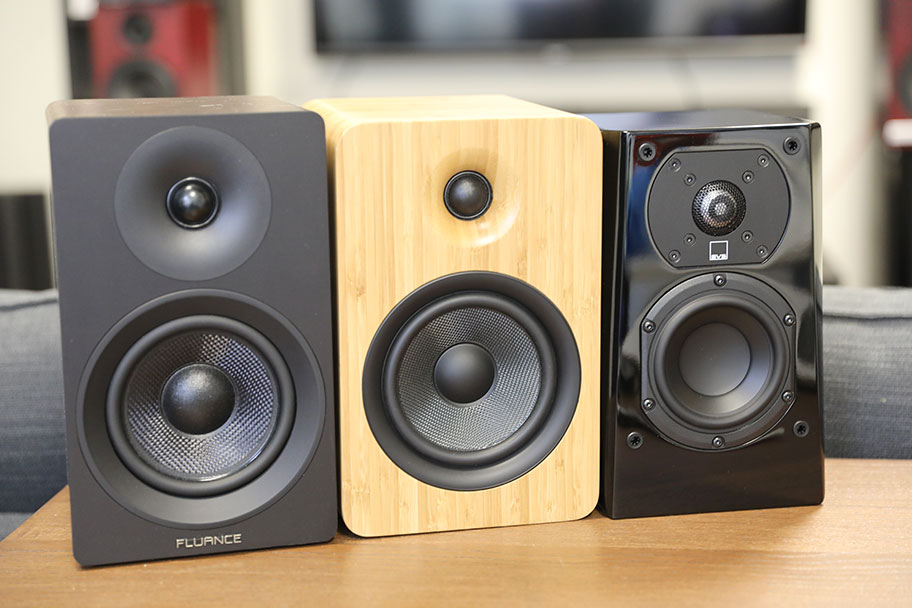 ​SVS Prime Wireless speaker system - with Kanto YU6 and Fluance AI40 | The Master Switch