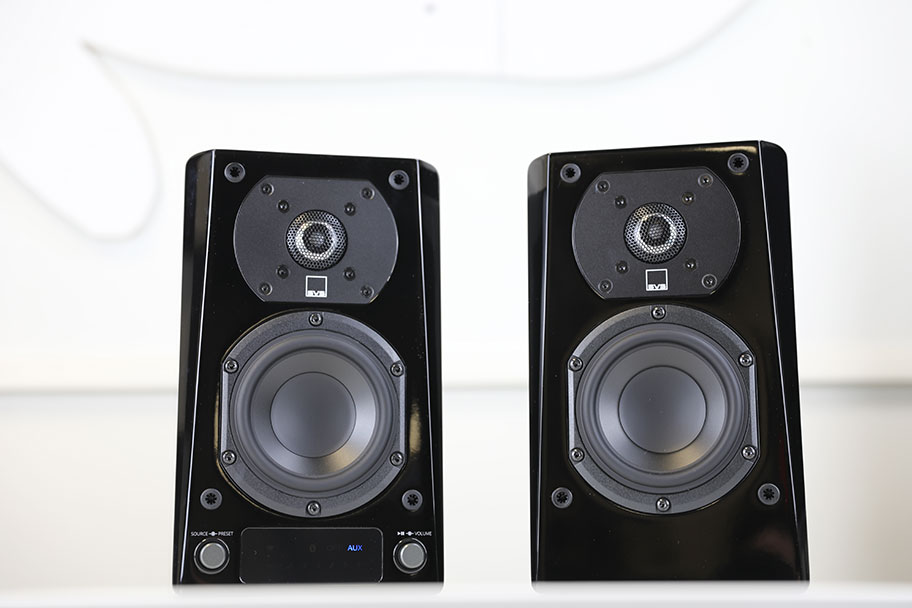 ​SVS Prime Wireless speaker system - front| The Master Switch