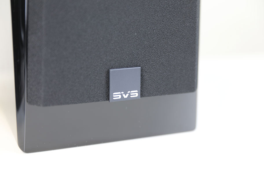 SVS Prime Wireless speaker system - Logo | The Master Switch