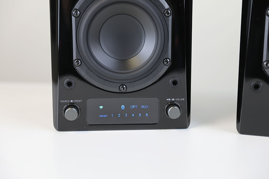 ​SVS Prime Wireless speaker system - control panel | The Master Switch