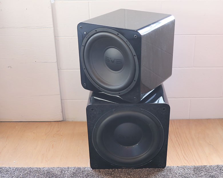 SVS SB-3000 and SB-1000 Subwoofers | The Master Switch