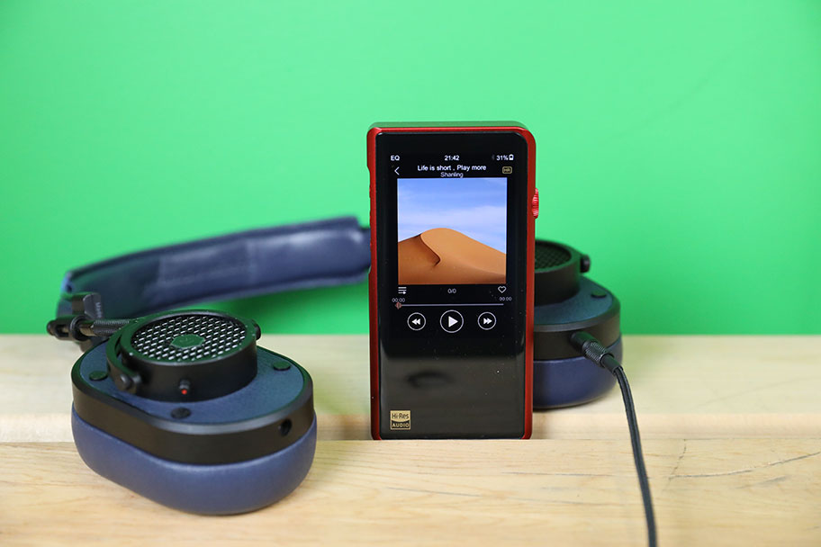 Shanling M5S Digital Audio Player | The Master Switch