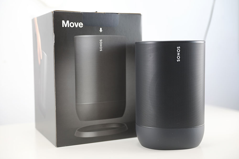 ​Sonos Move portable wireless speaker | The Master Switch