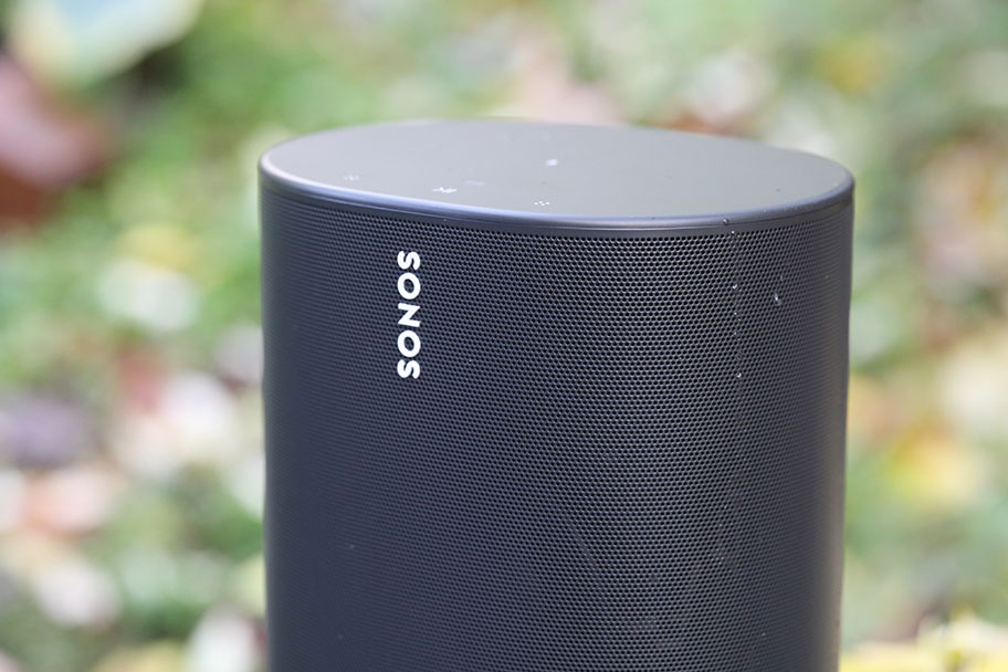 Sonos Move portable wireless speaker | The Master Switch