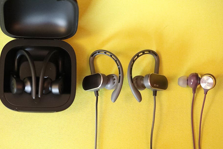 Status Audio BT Structure, Focal Sphear Wireless, Powerbeats Pro wireless earbuds | The Master Switch