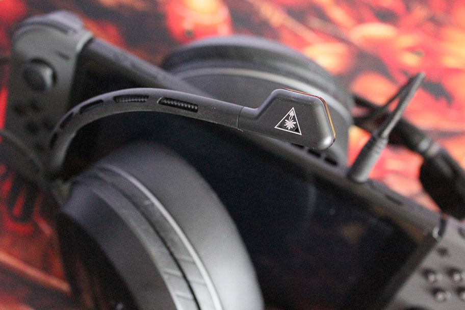 Turtle Beach Elite Atlas gaming headset mic | The Master Switch