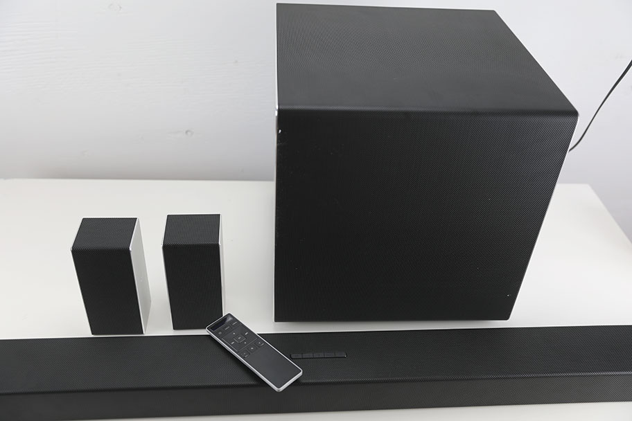 VIZIO SB46514-F6 Dolby Atmos Soundbar | The Master Switch