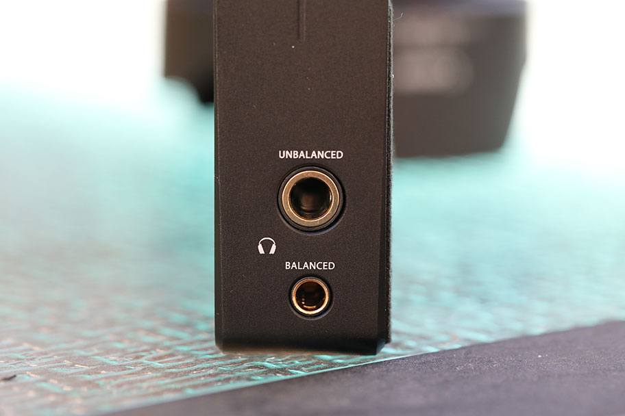 Woo Audio WA11 Topaz headphone amp outputs | The Master Switch