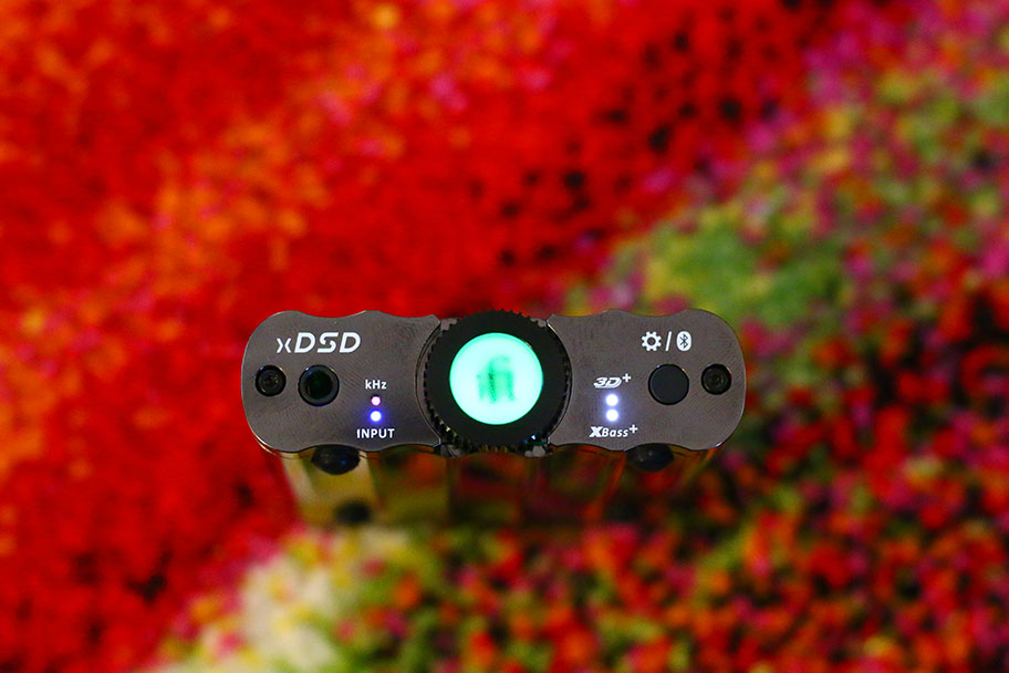 iFi xDSD headphone amp and DAC | The Master Switch