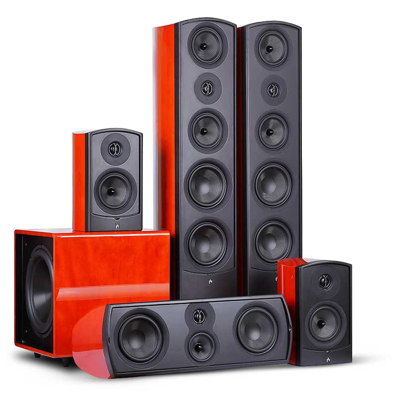 f087567ba Best Overall 7.1 Home Theater System. 1. Aperion Audio Verus III Grand  Tower Surround 10D ( 5