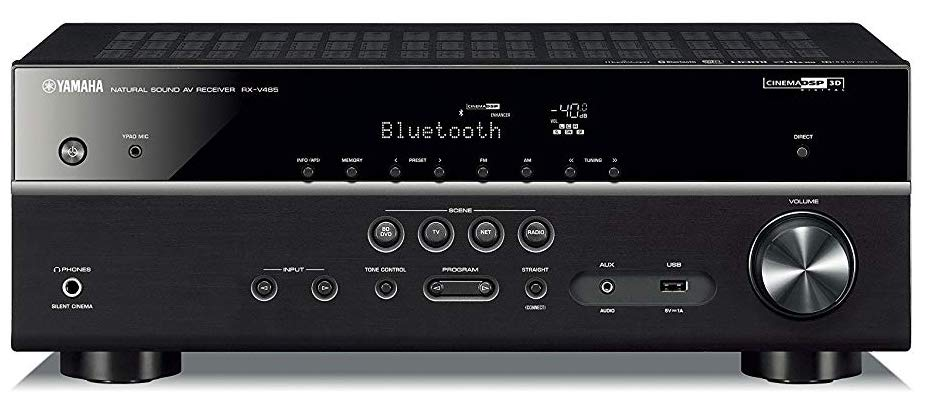Wattage Per Channel 80 6 Cf 89 Two Channels Driven What We Like Wireless Speaker Functionality What We Dont As Sin 5 1 Only