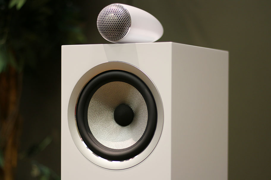 Speakers From Bowers Wilkins Have An Instantly Recognisable Style