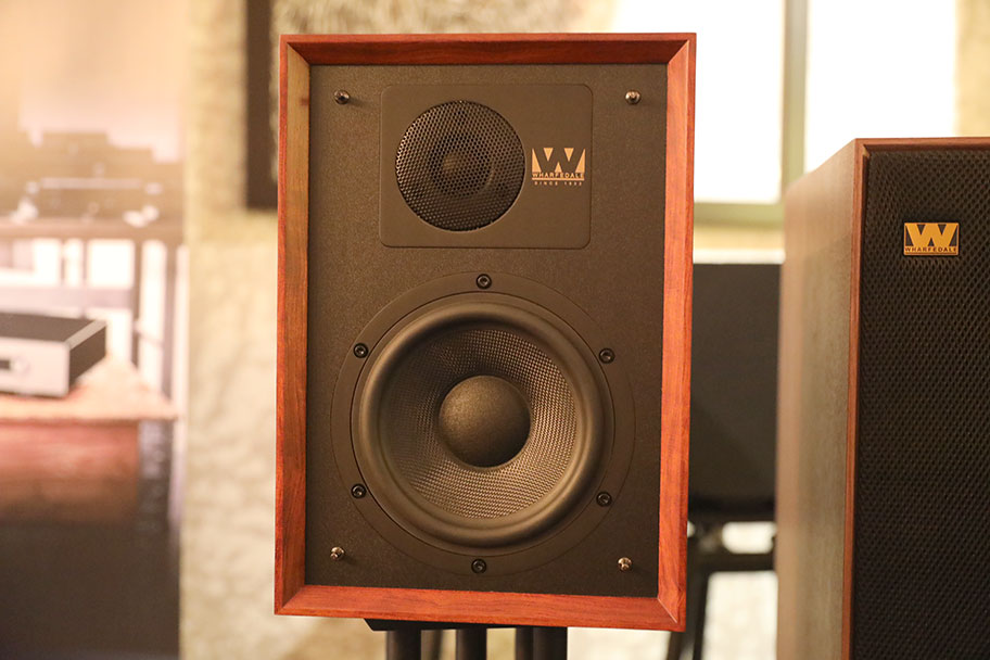 Wharfedale Denton 85 bookshelf speakers | The Master Switch