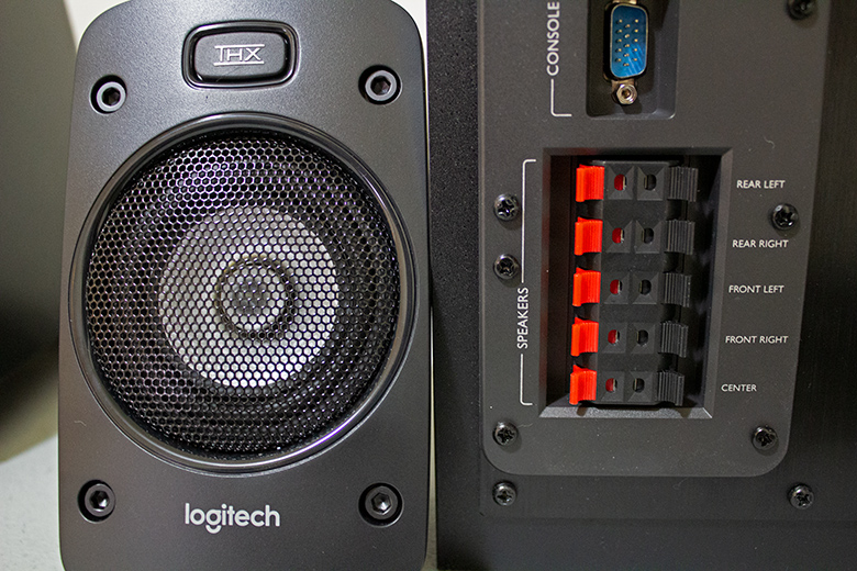 Computer Speakers Logitech 3