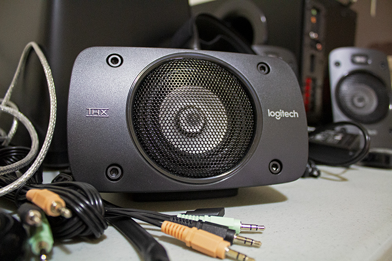 Logitech Computer Speakers | The Master Switch