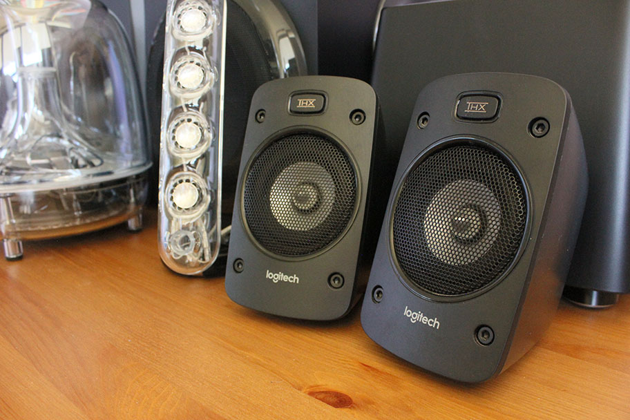 Logitech Speakers | The Master Switch